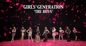 Girls Generation- The Boys