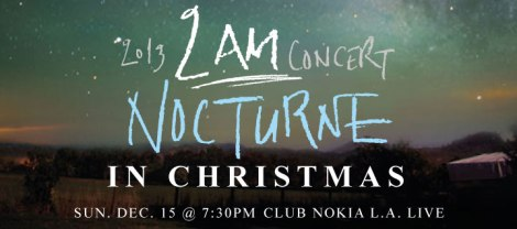 2AM- Nocturne in Christmas