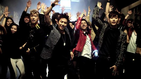 2PM- Hands Up