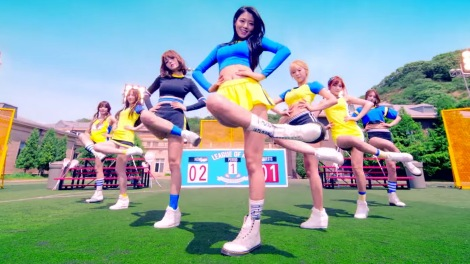 AOA-Heart-Attack-Music-Video-Review-MusicSnake